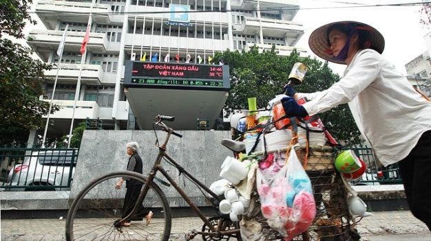 Trụ sở Tập đoàn Xăng dầu Việt Nam (Petrolimex).