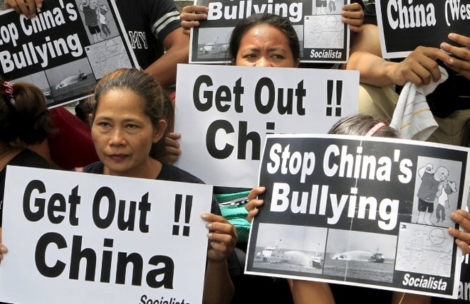 Cuoc chien phap ly Philippines - Trung Quoc bat dau hinh anh