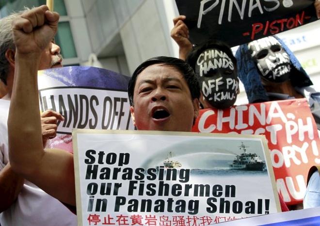 Doan Philippines tu tin den Ha Lan kien Trung Quoc hinh anh