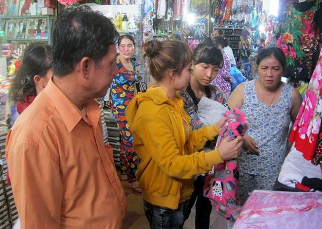 300 doanh nghiep Thai Lan do bo vao Viet Nam ban hang hinh anh
