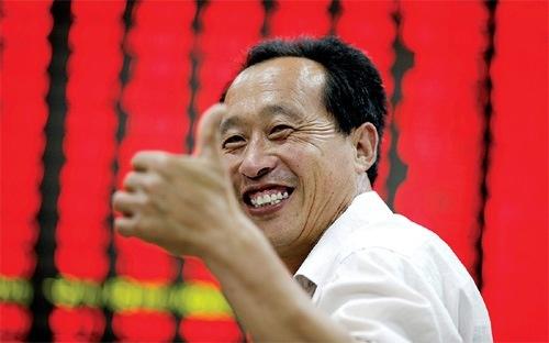 Ai thoi vo bong bong chung khoan Trung Quoc? hinh anh