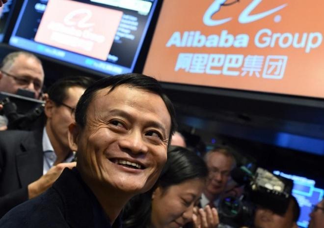 Ong chu Alibaba soc vi bi nghi 'thu pham' lam vo chung khoan hinh anh