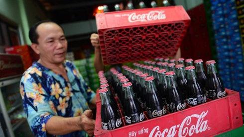 Da Nang doa rut giay phep Coca-Cola hinh anh