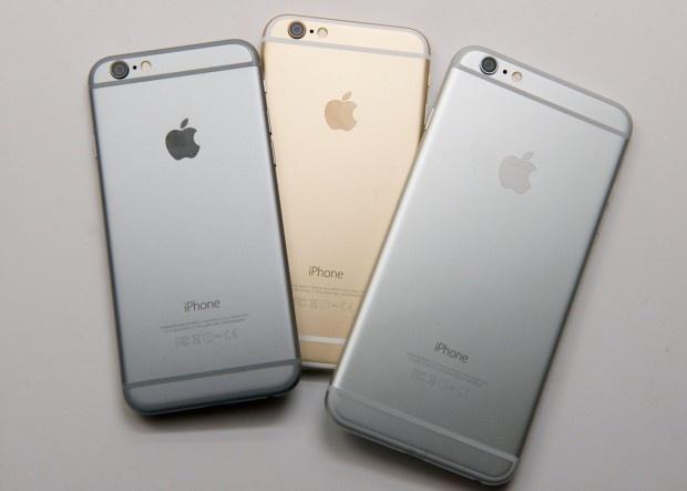 iPhone 6 va 5S bat ngo hut khach nho iPhone 6S hinh anh 1