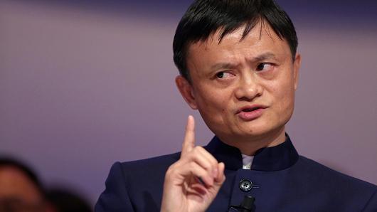 Cha de Alibaba danh roi 650 trieu USD trong mot ngay hinh anh
