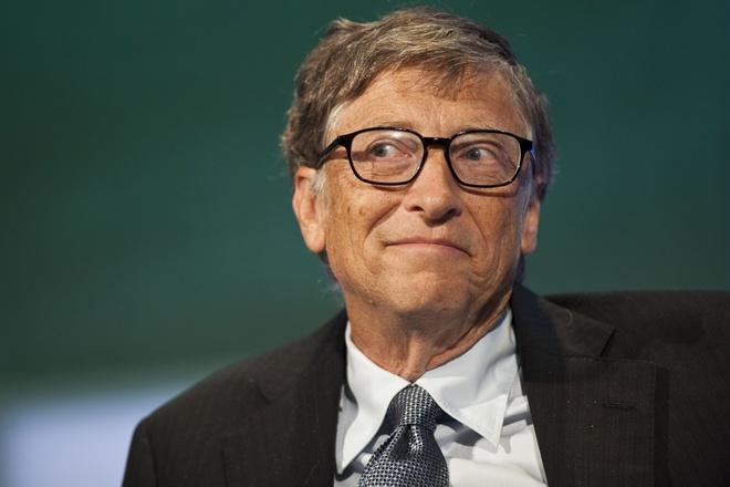Nhung lan Bill Gates bi soan ngoi giau nhat the gioi hinh anh