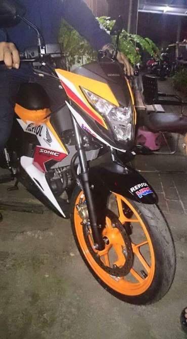 Honda Sonic sap ra mat thi truong Indonesia hinh anh 2