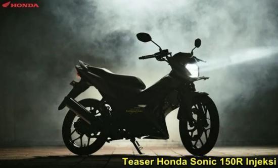 Honda Sonic sap ra mat thi truong Indonesia hinh anh