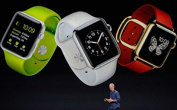 Apple Watch là một thất bại nặng nề.