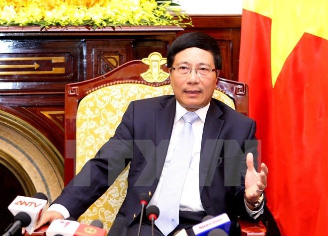 70 nam nganh Ngoai giao Viet Nam dong hanh cung dan toc hinh anh