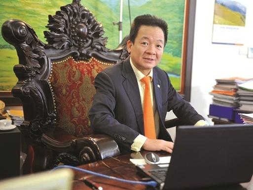 Bau Hien 'lam nong' vi bat dong san hinh anh