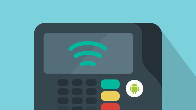 Android Pay chinh thuc ra mat, doi dau Apple Pay hinh anh
