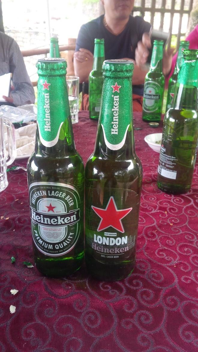 Gia Lai: Nha hang ban bia het han cho khach hinh anh 2