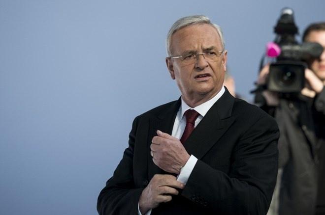 Vu be boi Volkswagen: Giam doc dieu hanh Winterkorn tu chuc hinh anh