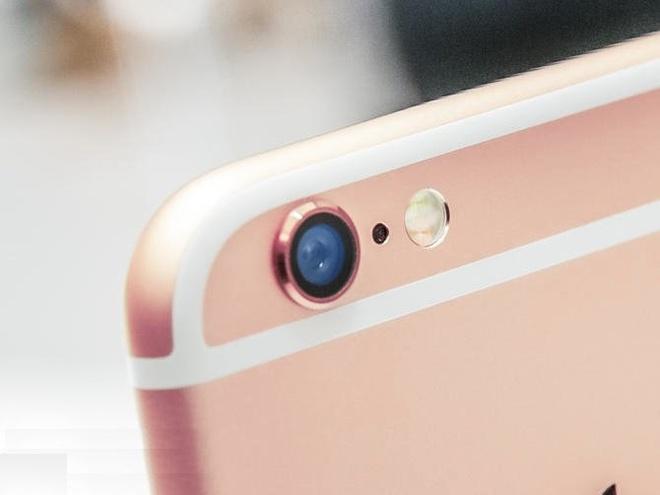 Mau vang hong chiem 40% luong dat mua iPhone 6S hinh anh