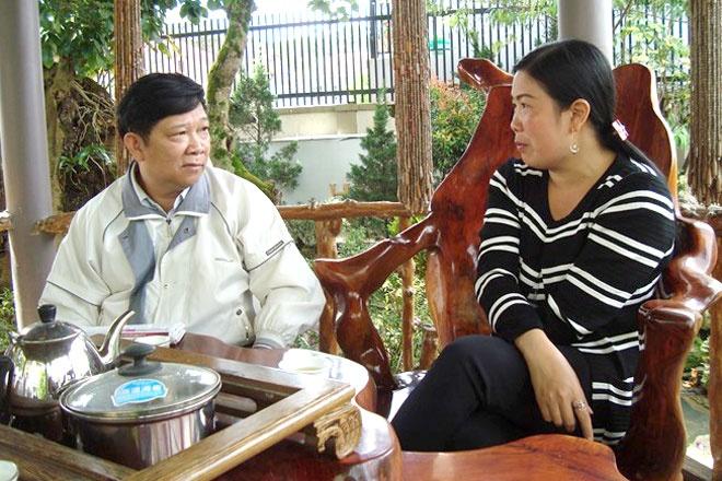 Vu ba Ha Thuy Linh: Doi tac TQ bi an de nghi gop 20% von hinh anh