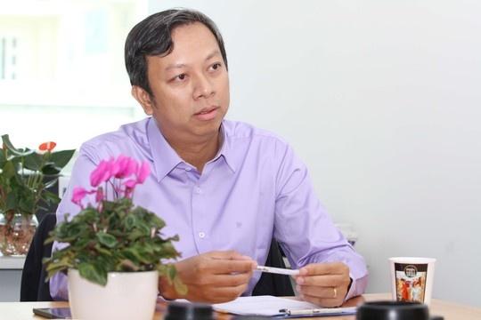 Ông Phạm Đình Nguyên, Chủ tịch Công ty PhinDeli.