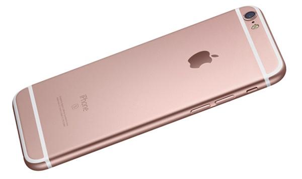iPhone 6S dinh loi nong may hinh anh