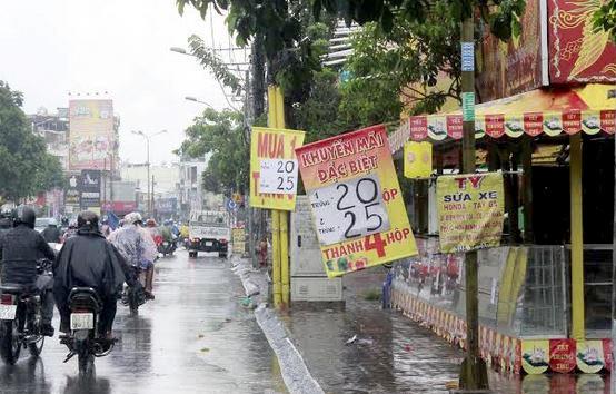 TP HCM: Banh trung thu giam soc con 25.000 dong van e hinh anh