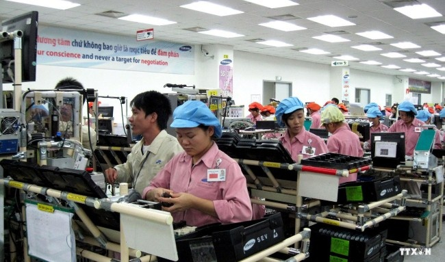 Neu la hang Viet, Samsung lieu co loi ve thue? hinh anh