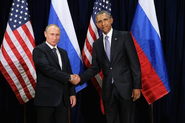 Vuc tham Syria ngan cach Obama, Putin hinh anh