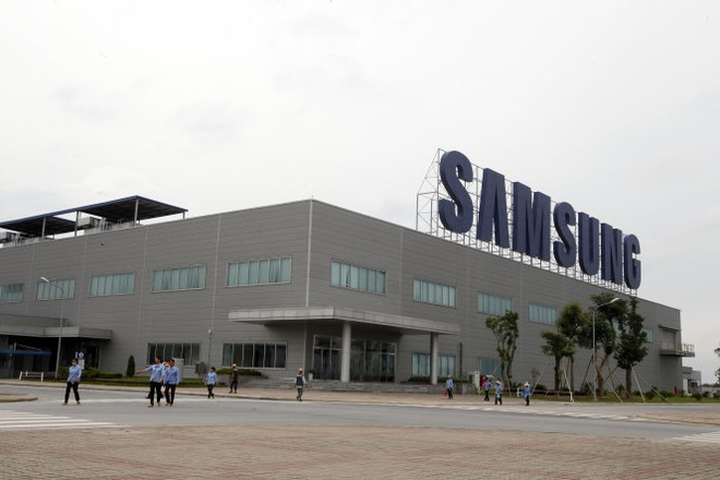 Nhieu doanh nghiep qua vong xet tuyen cua Samsung hinh anh