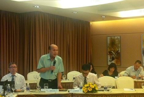 O Viet Nam den cai tam tre cung bi lam gia hinh anh 2 Đại tá Hoàng Văn Trực (Phó Cục trưởng Cục Cảnh sát kinh tế, Bộ Công an) cho biết hàng giả, hàng nhái vẫn rất phổ biến.