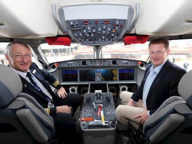 Dieu gi xay ra voi 'doi thu' cua Airbus va Boeing? hinh anh