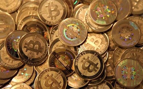 Gia tien ao Bitcoin tang dot bien hinh anh 1 Vào đầu tháng 10, giá Bitcoin còn dưới <abbr class=