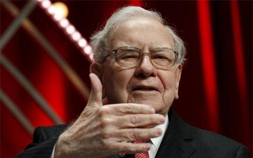 Tap doan cua Warren Buffett dat loi nhuan ky luc hinh anh 1 Tỷ phú Warren Buffett.