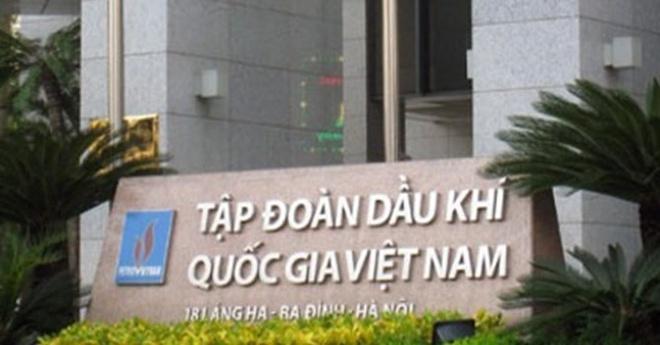 PVN hut thu hon 163.000 ty dong vi gia dau lao doc hinh anh