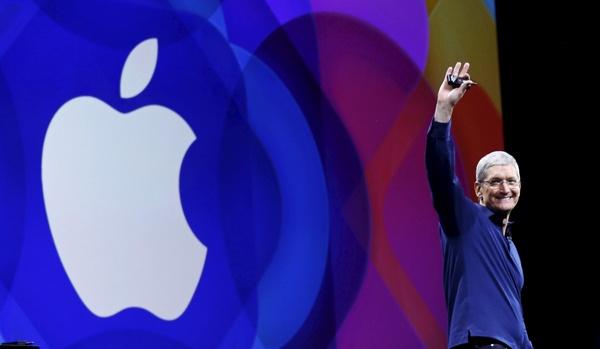 2015: Nam gat hai cua Apple hinh anh 1
