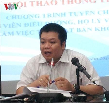 Xuat khau lao dong: Nhuc nhoi nan lua dao va bo tron hinh anh 1