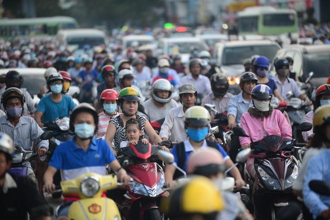 Phat trien ha tang TP HCM: Con thieu 42.000 ty dong hinh anh