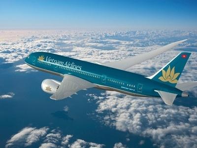 Vietnam Airlines va Techcombank mo hang hang khong moi hinh anh