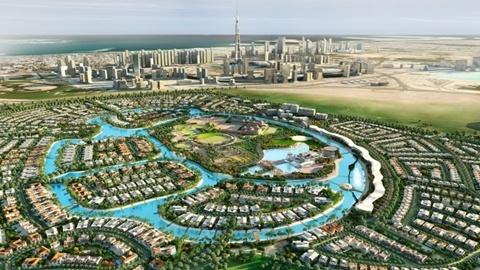 Dubai va 6 du an nang tam thanh pho vien tuong hinh anh 2