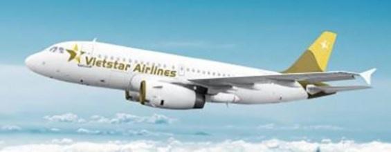 He lo chu hang hang khong moi Vietstar Airlines hinh anh
