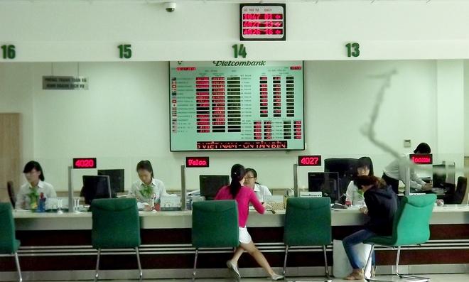 Von hoa Vietcombank tang 88% trong giai doan 2014 – 2015 hinh anh 1