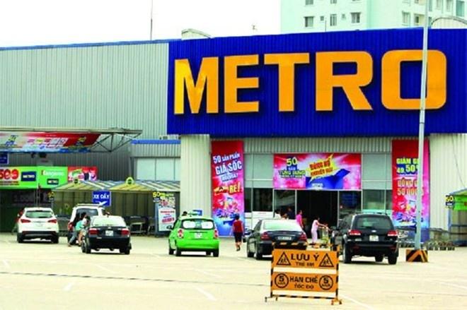 thau tom sieu thi Metro,  dai gia Thai anh 1