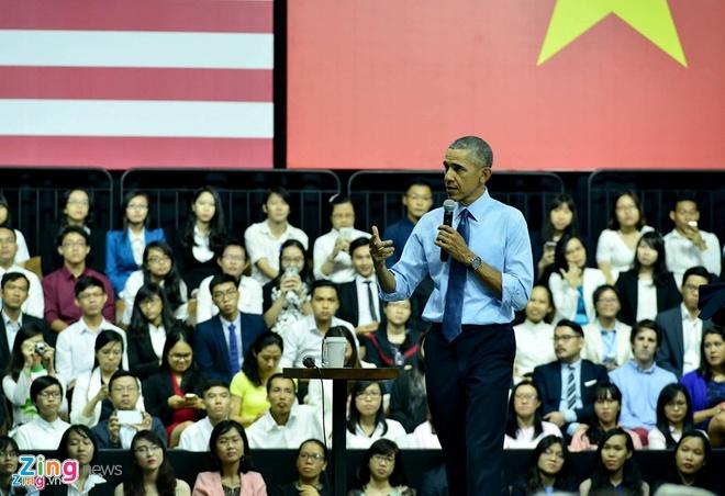 Ong Obama mang den dieu gi cho kinh te Viet Nam? hinh anh 3