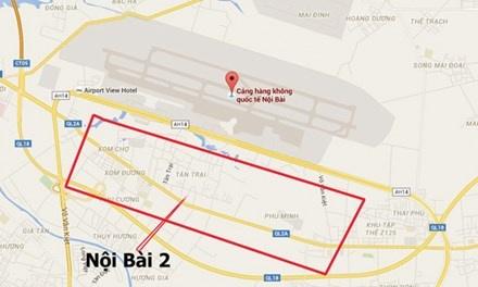 Mo rong San bay Noi Bai: Rieng 'tien dat' mat 2 ty USD hinh anh