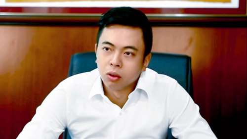 Lo trinh lam sep Sabeco cua con trai ong Vu Huy Hoang hinh anh