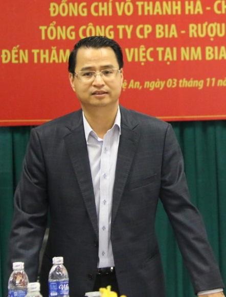 Lo trinh lam sep Sabeco cua con trai ong Vu Huy Hoang hinh anh 2