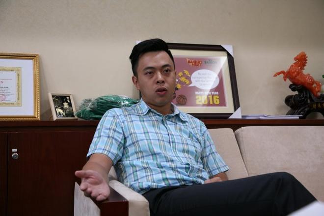 CEO nao co mat trong bao cao ra soat nhan su Bo Cong Thuong? hinh anh