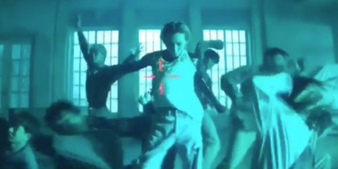 PSY tung clip nhá hàng MV solo của Dawn