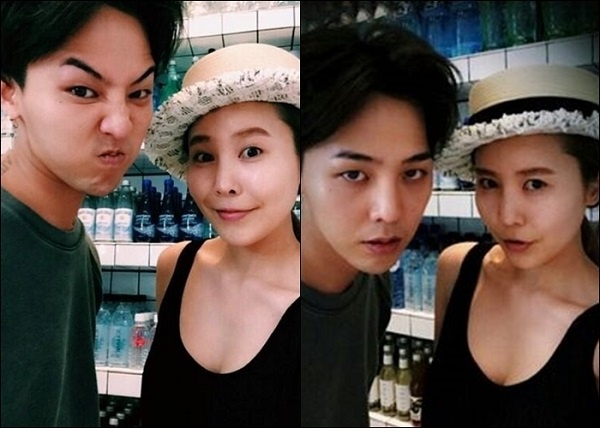 Buc anh G-Dragon tro ve trong vong tay gia dinh gay sot hinh anh 8