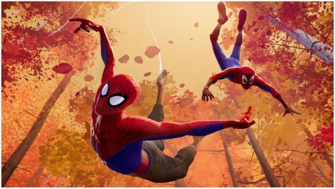 Spider-Man: Into The Spider-Verse 2 anh 2