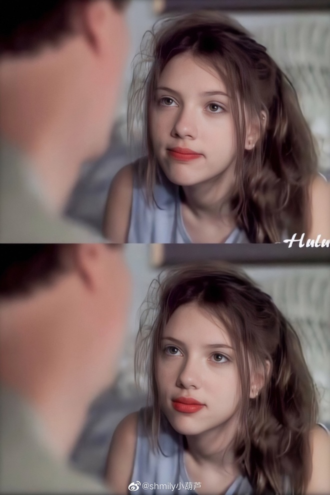 Ve dep thoi thieu nu cua Scarlett Johansson hinh anh 6