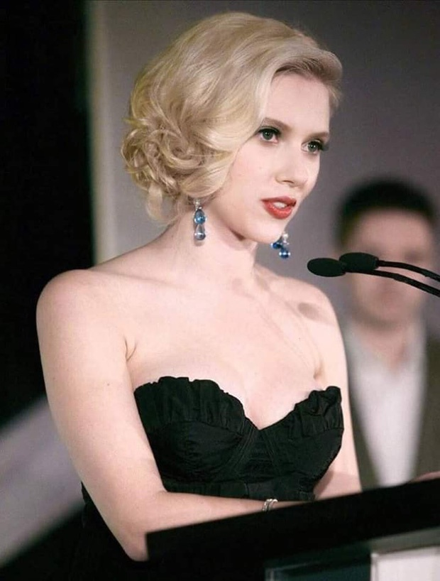 Ve dep thoi thieu nu cua Scarlett Johansson hinh anh 12