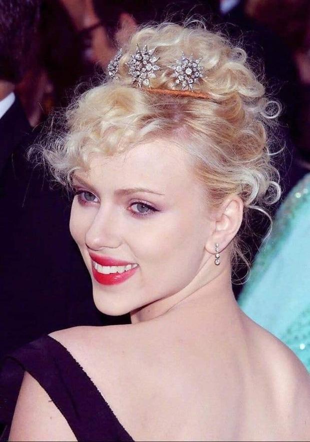 Ve dep thoi thieu nu cua Scarlett Johansson hinh anh 2